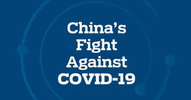 China's Fight Against COVID-19