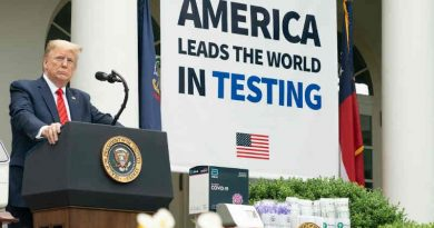 President Donald Trump. Photo: White House