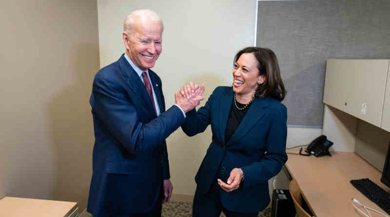 Joe Biden and Kamala Harris. Photo: Joe Biden Campaign