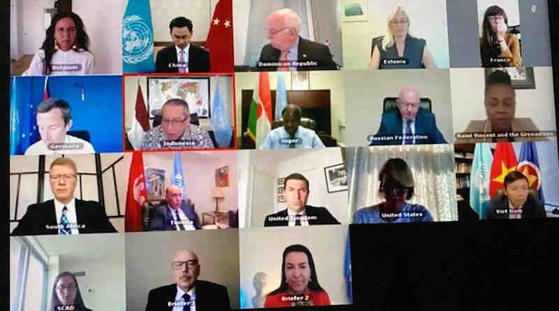 Photo: UN Office of Counter-Terrorism