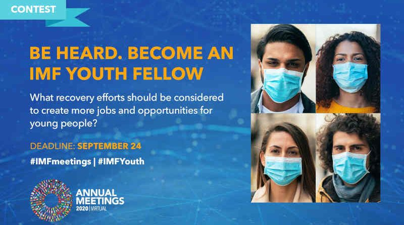 IMF Youth Fellowship Contest