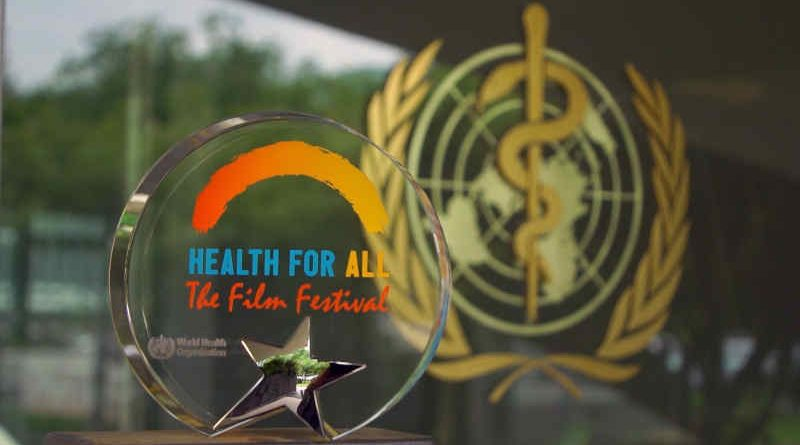 WHO Hosts Health for All Film Festival. Photo: WHO