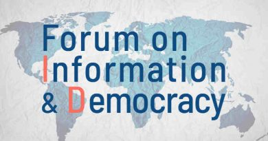 Forum on Information and Democracy