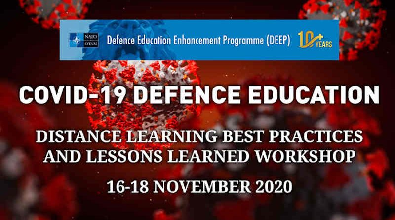 NATO Defence Education Enhancement Programme. Photo: NATO