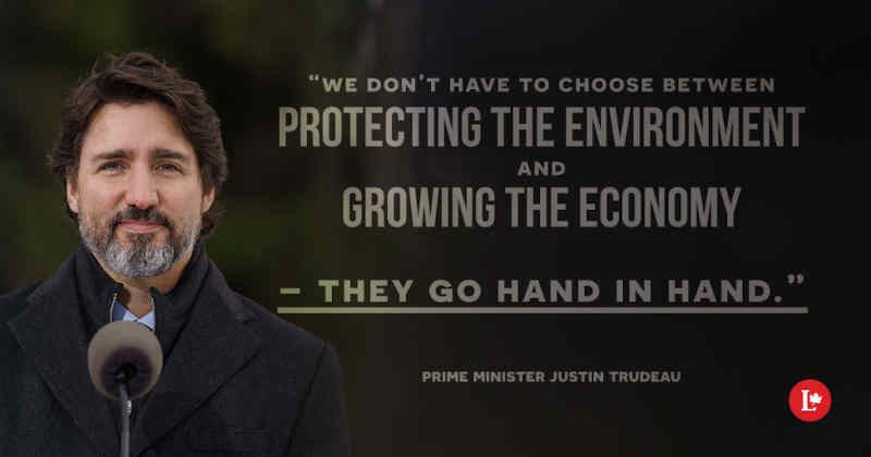 Canadian Prime Minister (PM) Justin Trudeau. Photo: Liberal Party of Canada