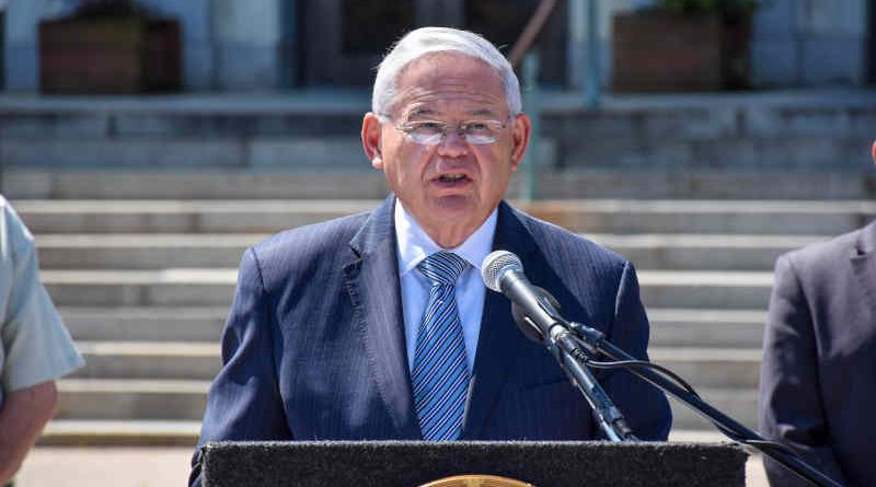 Photo: U.S. Senate Foreign Relations Committee Chairman Bob Menendez