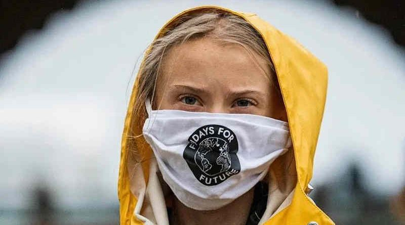 Photo: Greta Thunberg / Twitter