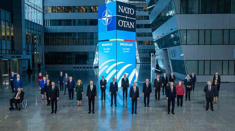 Official Portrait of NATO Allies. Photo: NATO