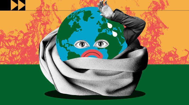 Climate Change. Photo: UN