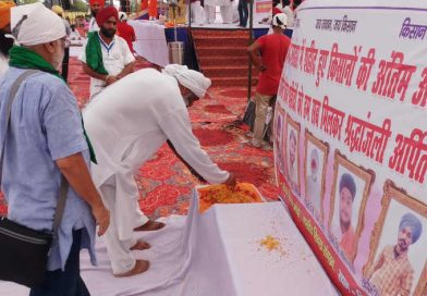 Farmers Demand Arrest of India Minister Ajay Mishra in Murder Case
